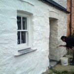 TheHafod cottage-lime washing
